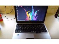 Laptop PC Computer Samsung RV510