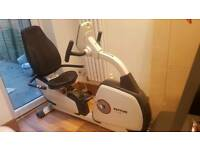 Kettler Home Exercise/Fitness Equipment: GIRO R Indoor Recumbent Cycling Train
