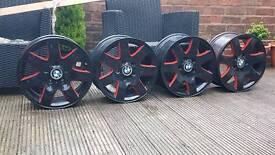BMW 5*120 '16 alloy wheels