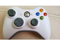 Xbox 360 wireless control