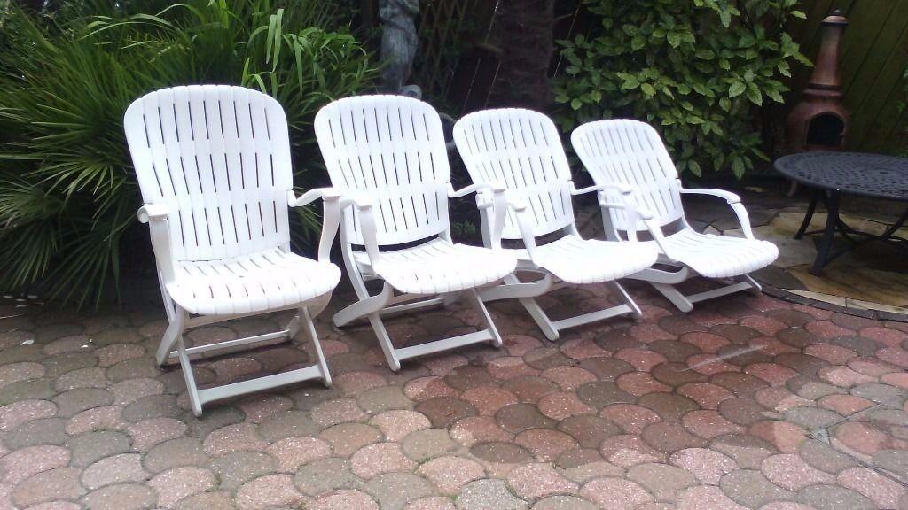 Allibert Tangor Garden Chairs In Killingworth Tyne And