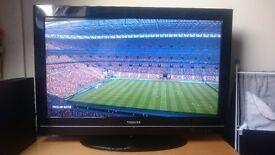 "Toshiba LCD TV 32"""
