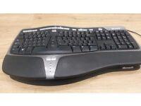 Microsoft Natural Ergonomic Keyboard 4000 (used)