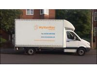 Removals Man and van warrington & Lancashire