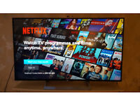"""Sony Bravia 55"""" Inch KD55XF8096 LED LCD UHD 4K Smart TV 2160p HDR Android Freeview HD Youview, Boxed"""