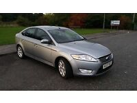 Ford Mondeo Ghia 2007 1.8 TDCI MkIV 125PS Hatchback