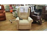 Dual Motor Riser Recliner Chair with Heat & Massage, Free Delivery*