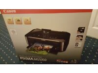 Canon Wireless Printer scanner. Collect today cheap. Can deliver locally.