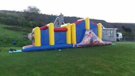 Airquee Bouncy castle Obstacle Course