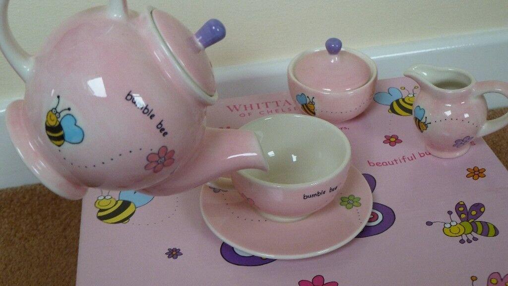 Whittard of Chelsea Mini Tea Set