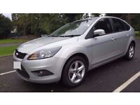 2010 Ford Focus Zetec HPI Clear MOT March 18.