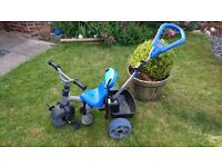 Little Tikes 3 In 1 Trike Blue And Black