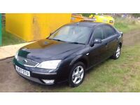 FORD MONDEO 2007 1.8 PETROL EDGE PLUS GOOD CONDITION