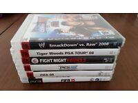 Ps3 games game bundle