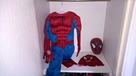 Spiderman Dress Up Set