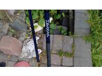 Daiwa supercast rod