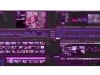 Wedding/Event Video editing service, video editor