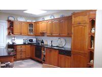 Granite Worktop Kitchen with Belfast Sink