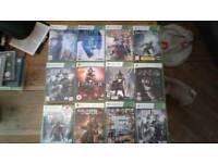 xbox 360 games: Including GTA 5