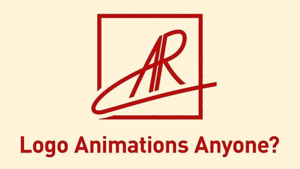 Logo Designer & Animator Ready To FULFILL Vour Vision