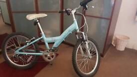 Girls bike RALEIGH/ EDINBURGH BICYCLE SHOP