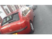 Citroen c4 sx, come with 3 keys long m.o.t cheap car to use