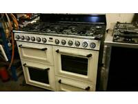 Fantastic smeg 110cm dual fuel range cooker fully reconditioned! !