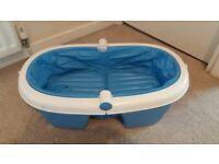 Portable baby bath