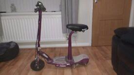 Razor electric scooter E100 s