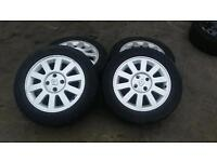 Alloys Renault 15 in
