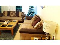 DFS 4 SEATER SOFA LIKE NEW 2YEAR OLD