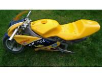 Mini moto for spares or repair