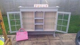 Kitchen dresser / storage cabinet / display unit Shabby Chic Annie Sloane