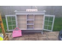 Kitchen dresser / storage cabinet / display unit Shabby Chic Annie Sloane