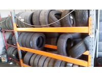 Spare/Space saver Wheels & Tyres sold in Bulk cheap closing down garage