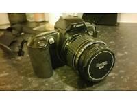 Canon Eos 500 35mm Slr Camera