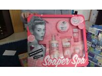 Brand new soaper spa soap and glory