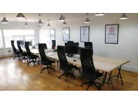 Private serviced office space - Perseverance Works (Comfortably up to 12 people)