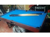 Pool Table/Table tennis table