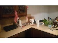 Complete fitted kitchen (solid wood)