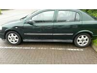 Vauxhall astra 1.4 2000 ls for a 7 seater