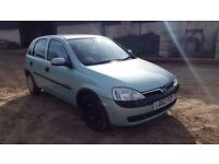 spares or repaire corsa automatic