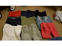 Girls bundle 3-4yrs top and trousers