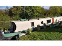 """48ft Narrowboat """"Kindred Spirit"""" for sale with mooring*"""