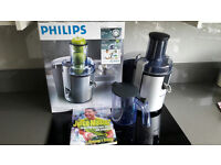 Philips Whole Fruit (and Veg) Juicer HR1861