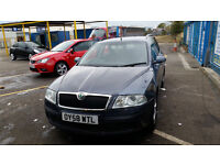 Skoda Octavia 58 reg Ex taxi very good Runner & clean 274000 miles with Full years MOT