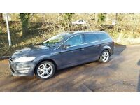 Ford Mondeo Titanium X Business Edition, 2014 (14 Reg), 1 Careful Owner, Full Service History.