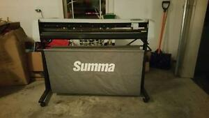 Summa 52 inch thermal vinyl cutter