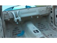 ford sierra 3 door cosworth shell 909 motorsport lhd no sunroof in primer never used