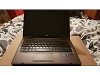 6 x HP 6460B i5 8GB Laptops for sale